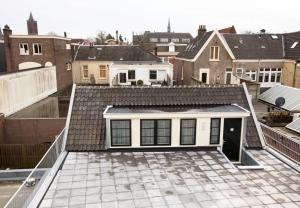 Bussum Veerstraat nieuwe situatie achterwoning